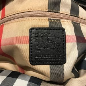 Burberry Bags - Burberry Tote Bag